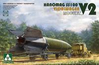 Hanomag SS100 Vidalwagen Rocket V2