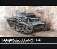 Pz.Kpfw II Ausf J (VK 16.1)