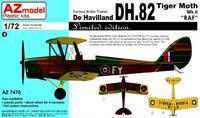 """DH.82 Tiger Moth """"RAF"""""""