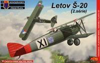 Letov Š-20 2. serie