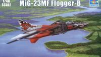 MIG-23MF Flogger-B czech