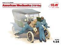 Model T 1911 with American Mechanics