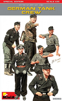 German Tank Crew