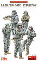 U.S. Tank Crew (5fig.)