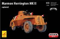 Marmon Herrington Mk.II Captured