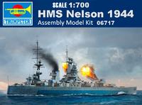 HMS Nelson 1944