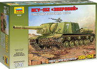 "Soviet  Tank Destroyer ISU-152 ""Zveroboj"""