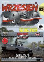 Sd.Kfz. 251/4 Niemecky Ciagnik Artyleryjski