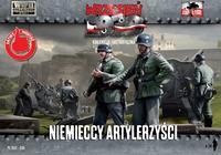 Niemieccy  Artylerzysci