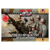 Polscy  Artylerzysci Artylerii Motorowej