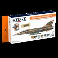 South African Air Force Paint set, sada barev
