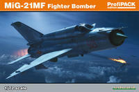 MIG-21MF Fighter Bomber Profi Pack Edition