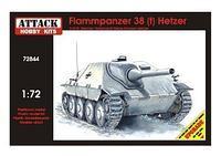 Flammpanzer 38(t) Hetzer