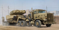 M-911 C-HET w/M7 47 Heavy Eqipments Semi-Trailer