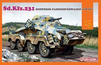 Sd.Kfz231 Schwerer Panzerspahwagen (8-Rad)