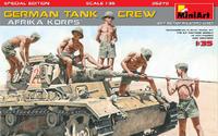 "German Tank Crew ""Afrika Corps"""