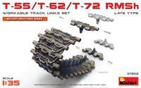 T-55/T-62/T-72 RMSh Workablr Track Links Set Late Type