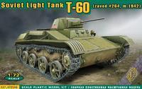 Soviet Light Tank T-60 (zavod 264, m.1942)