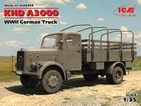 KHD A3000 German WWII Truck