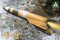 V-2 German Single Stage Ballistic Missile