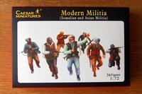 Modern Militia Somalina and Asian Militia 36 fig.