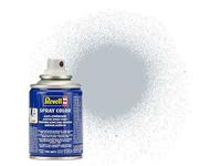 Barva Revell ve spreji metalická hliníková (Aluminium Metalic)