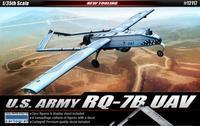 U.S. Army RQ-7B UAV + 2fig.