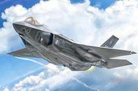F-35A lightning II CTOL