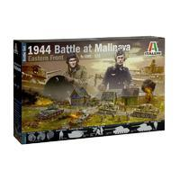 Wargames Diorama - Battle at Malinava 1944 (1:72)