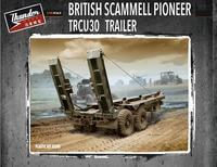 British Scammerl Pioneer TRCU30 Trailer
