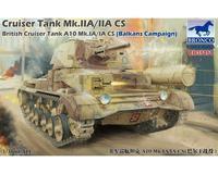 Cruiser Tank  Mk..II/IIA/IIA CS British Cruis