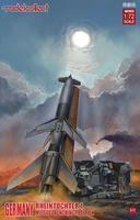 Germany WWII V1 Rheintocher 1 missile