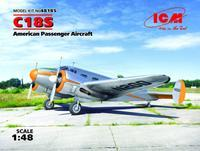 C 18S American Passenger Aircraft