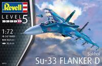 Sukhoi SU-33 Navy Flanker