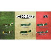 Reggiane Fighters (6 x Re 2000/2002/2005)
