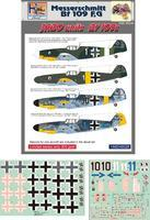Messerschmitt Bf 109 F,G - JABO units Bf 109s