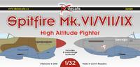 Spitfire Mk.VI/VII/IX High - Altitude Fighter
