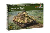 Sd.Kfz. 182 Tiger II, Warlord games, 1:56