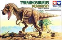 Tyrannosaurus Diorama - Dinosaurus