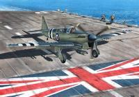 """Fairey Firefly Mk.I """"The Initial Missions over Korea"""""""