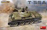 T-55 Late mod.1965 w/interior kit