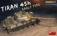 Tiran 4 Sh Early Type w/interior kit
