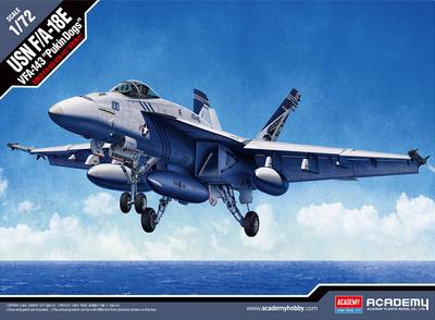 "USN F/A-18E VFA-143 ""PukinDogs"""