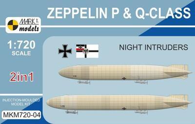 ZEPPELIN P & Q-CLASS - 1