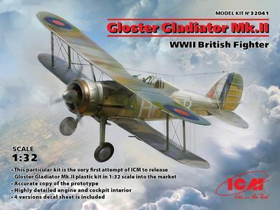 Gloster Gladiator Mk.II - 1