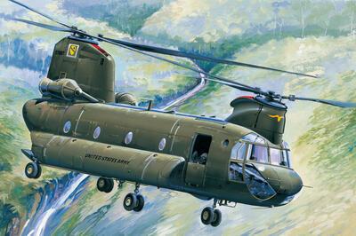 CH-47A Chinook 1:48