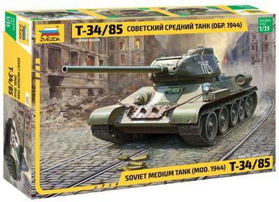 Soviet medium tank T-34/85 Mod.1944 - 1