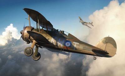 Gloster Gladiator Mk.I/II - 1