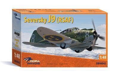 Seversky J9 (RSAF)  - 1