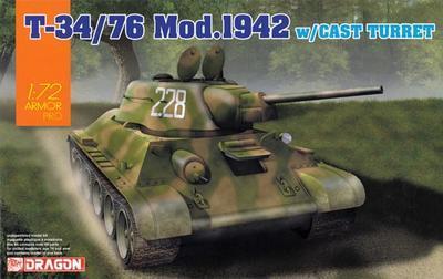 T-34/76 mod.1942 w/Cast turret